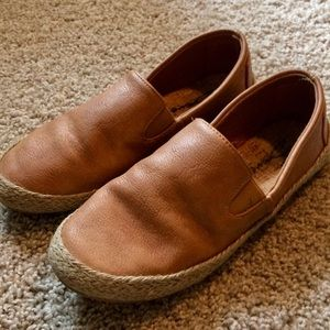 7 for all mankind slip ons